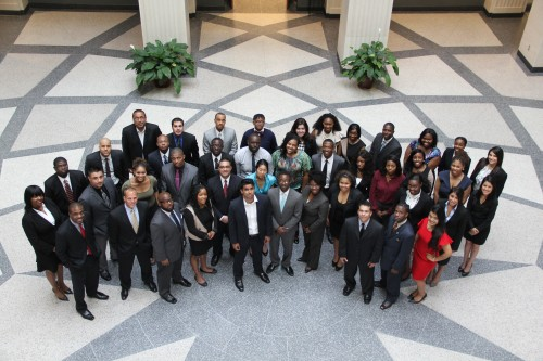 The 2013 CLEO Group at the School of Law