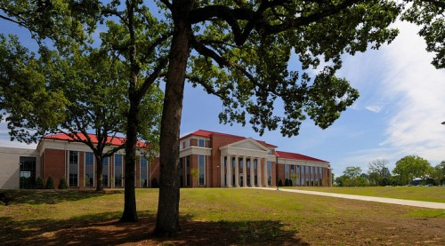 The Law Building of Ole Miss courtesy of their website