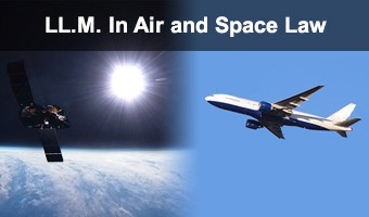 LL.M. In Air and Space Law